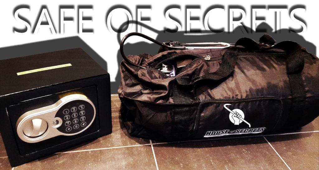 Safe of Secrets
